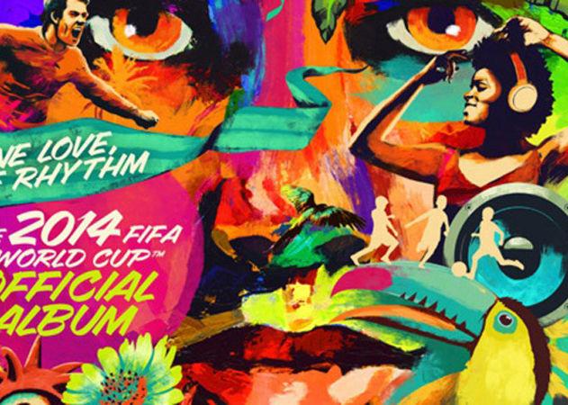 CHANSON OFFICIELLE DE LA COUPE DU MONDE 2014 الأغنية الرسمية لكأس العالم 2014 للنجوم بيتبول وجنيفر لوبيز