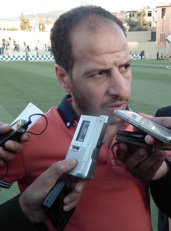 صورة رجاء بني ملال يحسن ترتيبه بفوزه على فريق أولمبيك مراكش