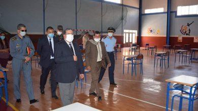 صورة فطاح يواكب إستعدادات امتحانات الباكالوريا بإقليم خنيفرة