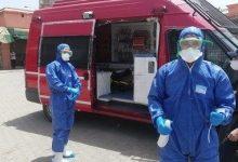 صورة تراجع طفيف في عدد المصابين بفيروس كورونا 74 حالة بجهة بني ملال خنيفرة منها 14 حالة بإقليم أزيلال