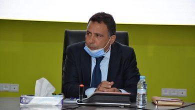 صورة اجتماع اللجنة الإقليمية للمبادرة الوطنية للتنمية البشرية بعمالة أزيلال