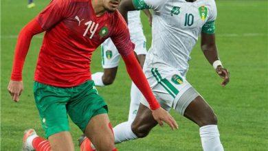 صورة المنتخب المغربي يفوز على ضيفه السينغالي بنتيجة (1/3)