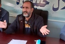 صورة جمال وازين كاتبا جهويا  للجامعة الوطنية للتكوين المهني لجهة بني ملال خنيفرة