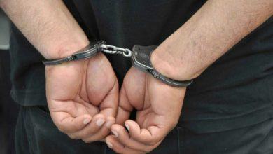 صورة إيقاف شخص بالفقيه بن صالح  متهم تحرش جنسيا بقاصر