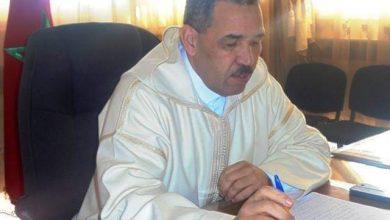 صورة عامل إقليم  أزيلال يستأنف عمله باستقبال أعضاء التنسيقية الإقليمية للمجازين بأزيلال