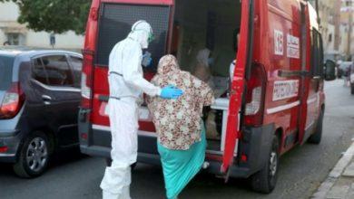 صورة تراجع ملموس في عدد المصابين بفيروس كورونا إلى 1217 حالة منها 4 حالات بجهة بني ملال خنيفرة