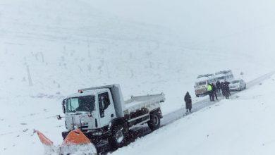 صورة استعدادات بأزيلال لمواجهة آثار موجة البرد القارس والتساقطات الثلجية