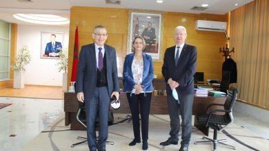 صورة القنصل العام الفرنسي يثمن الدينامية التي تعرفها جهة بني ملال خنيفرة