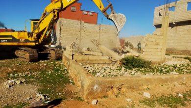 صورة السلطات المحلية ببني ملال توجه ضربات مؤلمة لمافيا البناء العشوائي