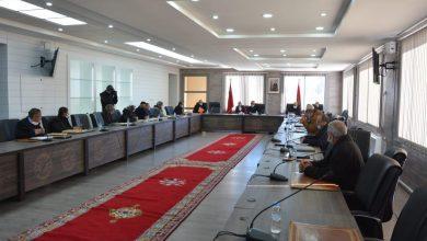صورة المجلس الإقليمي لأزيلال  يصادق على عدد من المشاريع منها اقتناء البقعة الأرضية لبناء النواة الجامعية