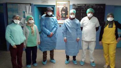 صورة المستشفى الإقليمي بأزيلال ينظم حملة في الجراحة العامة (المرحلة الثانية)
