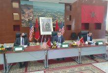 صورة الولايات المتحدة الأمريكية والمغرب يعطيان انطلاقة برنامج دعم التنمية الجهوية بجهة بني ملال خنيفرة بقيمة مالية تناهز 18 مليون دولار
