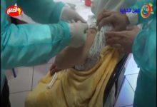 صورة تعبئة شاملة في بني ملال لإنجاز المرحلة الأولى من التطعيم ، وإقبال المواطنين على مختلف المراكز الصحية للاستفادة من اللقاح.