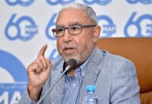 صورة الشاعر المغربي محمد الأشعري يفوزبجائزة الأركانة العالميّة للشعر 2020
