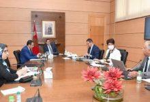 صورة لقاءات مع مديري ورؤساء المشاريع التربوية بوزارة التربية الوطنية