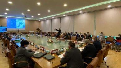 صورة أمزازي يشارك في أشغال المجلس الإداري للمؤسسة المغربية للنهوض بالتعليم الأولي