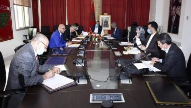 صورة تنزيل الشراكة المبرمة بين مجلس رجهة بني ملال والوكالة الوطنية لمحاربة الأمية