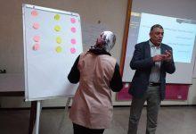 صورة دورة تكوينية بأكاديمية بني ملال لتدبير منهجية تسيير قاعات الموارد والتأهيل