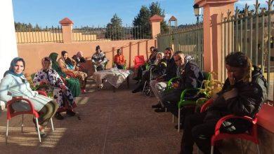 صورة أزيلال …المركز الاجتماعي للأشخاص بدون ماوى ، ملاذ للأشخاص المهمشين، وفرصة   سانحة لإدماجهم  بشكل أفضل في المجتمع