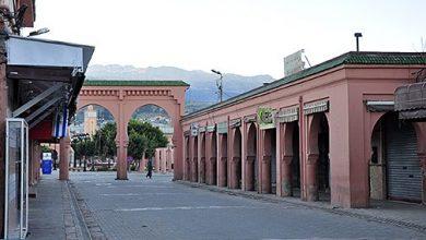 صورة 230 بناية بالمدينة القديمة ببني ملال غير مستثناة من الانهيار العالي