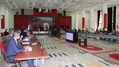 صورة اللجنة الإقليمية للمبادرة الوطنية للتنمية البشرية تعقد دورتها الأولى لاستعراض الحصيلة