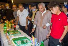 صورة رجاء ببي ملال يحتفل بفوزه على حسنية آكدير  ويستعد لمباراة الدشيرة