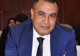 صورة محمد أوهنين رئيسا للمجلس الإقليمي لبني ملال