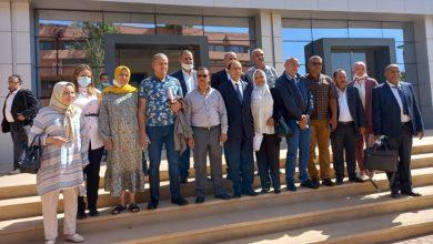 صورة صالح ديان رئيسا للمجس الإقليمي لأزيلال