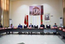 صورة عرض  منجزات أكاديمية بني ملال بمختلف المجالات التربوية وتطوير منظومة الدعم الاجتماعي وتعميم التعليم الأولي