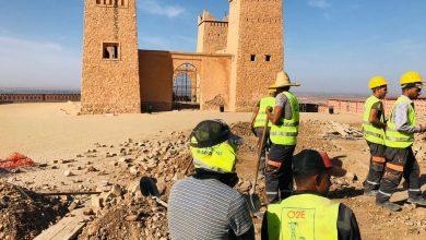 صورة والي الجهة يوقف أشغال بناء أكشاك بفضاء قصر عين أسردون، وينتصر لثراث المدينة الخالد