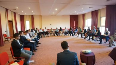 صورة تنظيم اللقاء الجهوي حول تشغيل الشباب ببني ملال